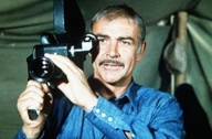 Sean Connery as Reporter